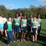 Boys XC - SMAC Championships 2015