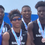 Bartow High Boys State 3A Track Meet Results
