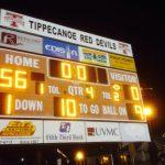 Varsity Football: Defeats Graham 56-0 at City Park