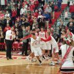 Tippecanoe High School Boys Varsity Basketball falls to Greenville City Schools 72-65