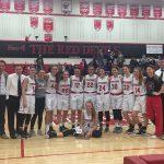 Tippecanoe High School Girls Varsity Basketball beat Butler High School 61-50
