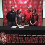 Asleigh Hood Signed With IWU !!