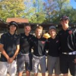 Boys Golf Finished 16th at Districts