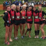 Tippecanoe High School Coed Varsity Cross Country finishes 1st place