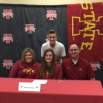 Maddie Frederick Signed With Iowa State