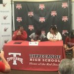 CALEB BLAKE SIGNED WITH OWU FOR WRESTLING