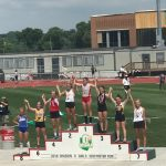 Katie Taylor Finished 7th in State!!!