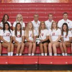 Girls Junior Varsity Volleyball defeated Trotwood-Madison 2 – 0