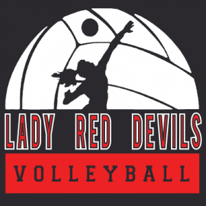 Red Devils Volleyball Ranked in Area/State Polls