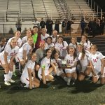 Girls Soccer Wins GWOC North With Win Over Butler!!
