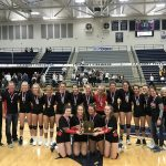2019 Girls Volleyball Spring and Summer Schedule