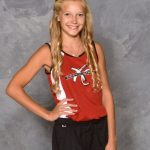 Katie Taylor Selected For Team Ohio In The Mid East XC Meet