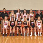 Girls Varsity Basketball beats Troy 45 – 43
