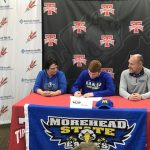 Ian Yunker Signed With Morehead State For Baseball