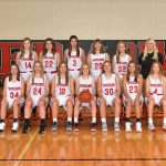 Girls Junior Varsity Basketball beats Troy 32 – 21