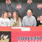 Caley DeHass Signed With Baldwin Wallce