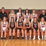 Girls Varsity Basketball beats Butler 50 – 34