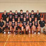Boys Varsity Basketball beats Oakwood 51 – 48