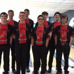 Boys Varsity Bowling finishes 15th place at Boys DI Sectional at Woodman Lanes