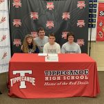 Noah Ballard Signed With Trine University For XC and Track