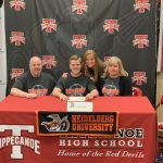 JAKOB WEIMER SIGNED WITH HEIDELBERG FOR SOCCER