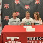 BRYCE McCULLOUGH SIGNED WITH WILMINGTON