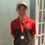Boys Varsity Golf finishes 3rd place at Troy Invitational