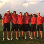 Boys Varsity Golf beats Stebbins 158 – 190