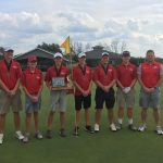 Boys Varsity Golf finishes 2nd place at MVL Tournament and WIN League Championship