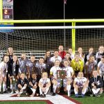Girls Varsity Soccer beats Indian Hill 2 – 1 to win a District Championship