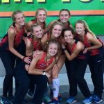 Girls Varsity Cross Country finishes 10th place at OHSAA State Championship @ National Trail Raceway