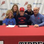 Cade Beam to play football for The University of Dayton