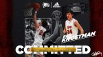 Ben Knostman Commits to Winthrop University Basketball
