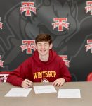 Ben Knostman signs NLI to play basketball at Withrop University