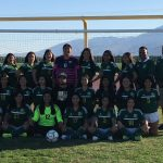 Ladies Soccer completes historic regular season