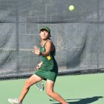 Girls Varsity Tennis defeats Cathedral City 14 – 4