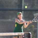 Girls Varsity Tennis defeats Banning 15 – 3