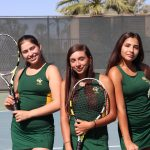 Girls Varsity Tennis defeats Desert Hot Springs 17 – 1