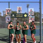 Girls Varsity Tennis defeats Banning 16 – 2