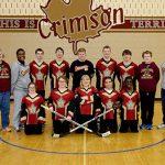 Maple Grove Senior High School Coed Varsity Hockey CI Floor falls to Eastview High School 4-5