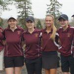 Girls Golf Results