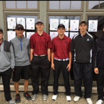 Boy's Golf: Rush Creek Results