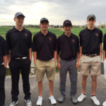 Boy's Golf: Northfork Results