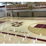 Main Gym Floor Redux