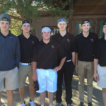 Boy's Golf: Logger's Trail Results