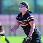 Softball: Right on Track