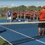 Tennis: Crimson Fall to Trojans