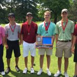 Boy's Golf: Section Results