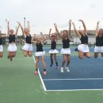 Girl's Tennis: Team Young but Talented