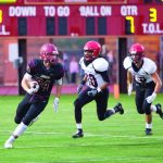 Football: Comeback falls short